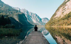 is stress hair loss reversible - meditation