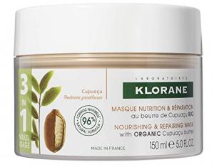 natural haircare healthy hair butter for hair growth Klorane
