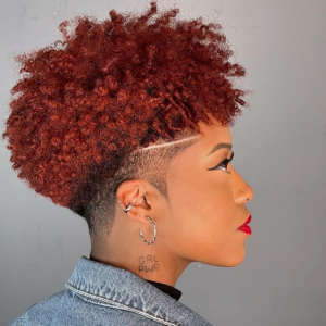 natural hairstyles tapers and fades @laryhill_