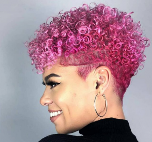 natural hairstyles tapers and fades @rocksnaturalhair