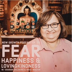 new growth Sharon Salzberg and lovingkindness