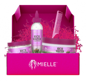 Mielle Organics rice water products