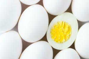 biotin foods for hair eggs