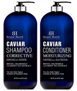 caviar hair products - Botanic Hearth