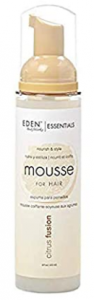 foam mousse for curly hair - Eden Body Works