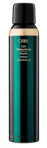 mousse for curly fine hair - Oribe